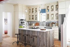 kitchen custom white kitchen island gray presenting charming painted wooden cabinets solid wood laminate floor