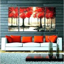 three canvas wall art set of 3 canvas wall art 3 piece wall art set framed