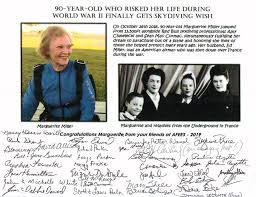 """The World War II Years of Marguerite"""" by Marguerite Fraser née ..."""