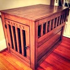 wooden dog crate furniture. Wooden Dog Crate End Table Products Custom Built Colonial . Furniture R