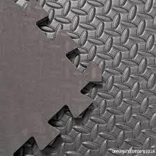 black interlocking soft foam exercise floor mats gym fitness yoga garage house office playroom activity mats floor tiles b077p6fh6l