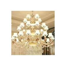 party hall ceiling crystal chandelier