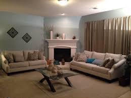 Small Picture My living room I used Behr paint from Home Depot called Watery