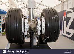 Boeing Landing Gear Design Boeing 787 Dreamliner Main Landing Gear Stock Photo