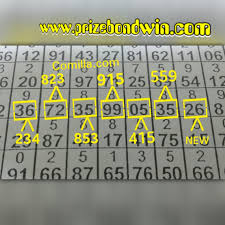 Lotto Chart 1 4 2018 Thai Lotto Tass Chart Paper Prizebondwin