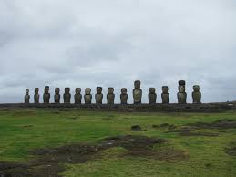 To its original inhabitants the island. Tale Of The Tape Easter Island Moai Vs Stonehenge The Weekend Roady