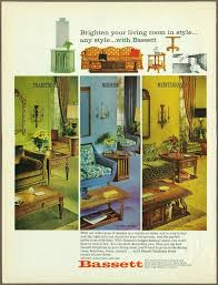 13 best Vintage Bassett Furniture Advertisements images on