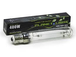 400 watt hps high pressure sodium grow light bulb
