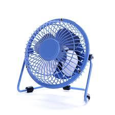 small quiet desk fan usb 4 inch metal antique desktop fan usb powered mini personal fan