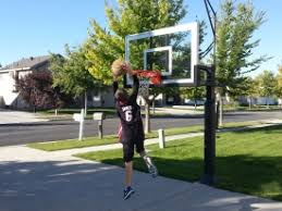 pro dunk hoops. He\u0027s About To Dunk The Hoop LeBron James\u0027 Style! Pro Hoops K