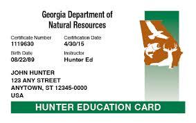 Hunter Hunter-ed Online com™ Course Georgia Safety