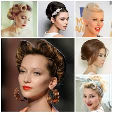 Occasion Hair Style retro updo hairstyles 2017 new haircuts to try for 2017 3222 by stevesalt.us
