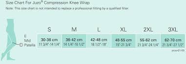 Juzo 6000df Standard Short Stretch Compression Knee Wrap