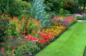 Small Picture Garden Design Garden Design with Rose And Perennial Garden Home