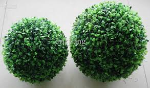 Decorative Boxwood Balls 100 Hot Sale Cute Artificial Plastic Boxwood Ball 100cm From 8