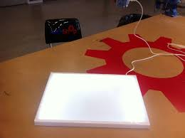 introduction inexpensive diy led lightbox for tracing