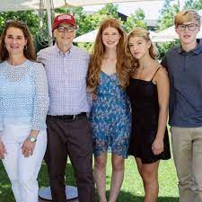 Bill and Melinda Gates' daughter Jennifer tells of 'challenging time' in  heartbreaking post as parents announce divorce
