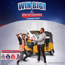 Image result for dangote bag of goodies