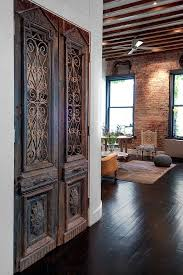 these antique doors love love love loft renovation by reiko feng s interior design