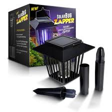 best electric bug and mosquito zapper reviews insect cop outdoor bug zapper