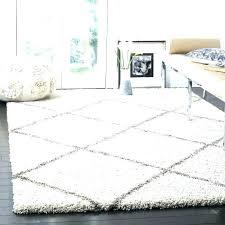 cream pile rug rugs usa groupon