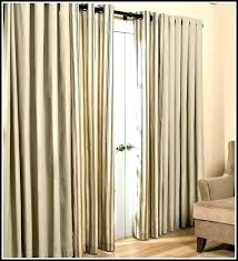 curtain size for sliding glass door full image for sliding ass door curtains target sliding patio door curtains sliding door curtain standard size curtains