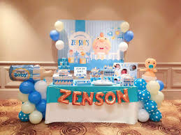 Beautiful Dessert Table Balloon Ranger Singapore