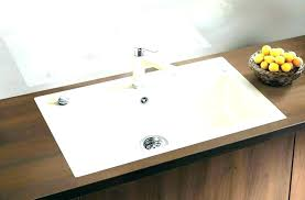 Colored Sink Colors Cinder To Kitchen Sinks I Blanco Farm G3