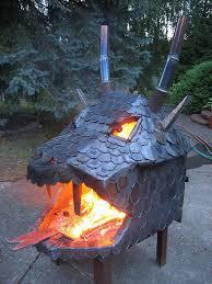 #7 Dragon Fire Pit
