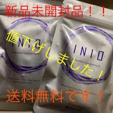 メルカリ - イニオ INIO 60粒入り 2袋セット 【口臭防止/エチケット用品】 (¥2,333) 中古や未使用のフリマ