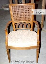 how to recover dining room chair seats 1915 house see more have you ever found a beautiful set of cane chairs for an amazing but