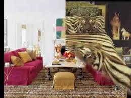cheetah print bedroom decorating ideas