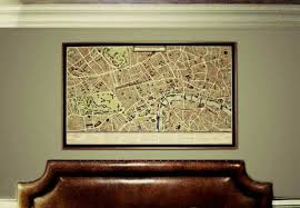 wellingtons travel map gifts large wall maps