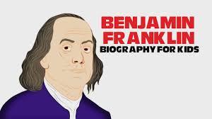 Benjamin Franklin Cartoon! Ben Franklin (Biography Cartoon Network) -  YouTube