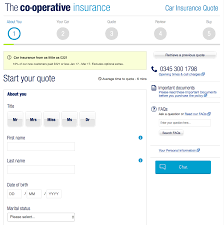 co op first insurer to launch a car insurance bot in the uk