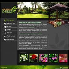 Garden Free Website Templates In Css Js Format For Free Amazing Garden Web Design Design