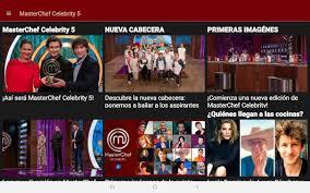 Descargar la app de MasterChef Celebrity 5 | Accede a las recetas del  programa