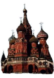 russian american cultural contrasts russian orthodoxy st basil gif © duane goehner