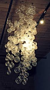 wonderful disco ball chandelier twig new years party