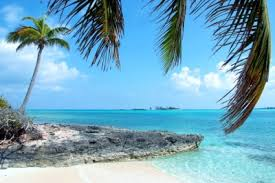 Beautiful Ocean Views Of Nearby Cays and Harbor