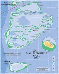 Tide Chart Maldives Baa Atoll South Maalhosmadulu Atoll And Goidhoo Atoll Islands Baa