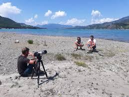 interview jean baptiste chandelier lac de serre ponçon crots hautes alpes france