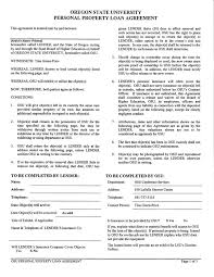 Student Agreement Contract Iatse Basic Agreement Luxury 50 Awesome Sample Student Loan ...