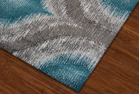 modern grey teal premium polypropylene rug soft and luxurious rugs abode company