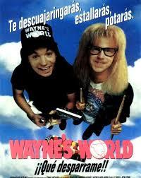 Ver Online] Wayne's World: ¡Qué desparrame! [1992] Película Completa en  Chile - Repelis - Películas Online Gratis en HD