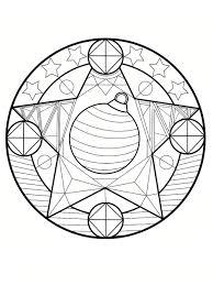 Coloriage Mandala De No L 30 Dessins Imprimer