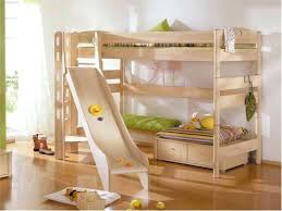 kids loft bed with slide. Loft Bed With Stairs And Slide Fun Kids Bunk For Beds