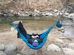 Cool Hammock 38 Hammock For Camping Portable 1 Person Hammock With Anti