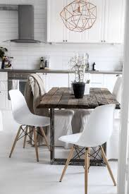 Industrial Kitchen Table Furniture 17 Best Ideas About Industrial Table On Pinterest Industrial