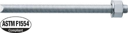 Astm F1554 Torque Chart Has E 55 Anchor Rods Elements Hilti Usa
